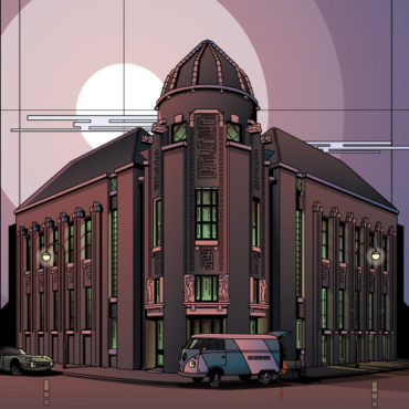 Bankgebouw